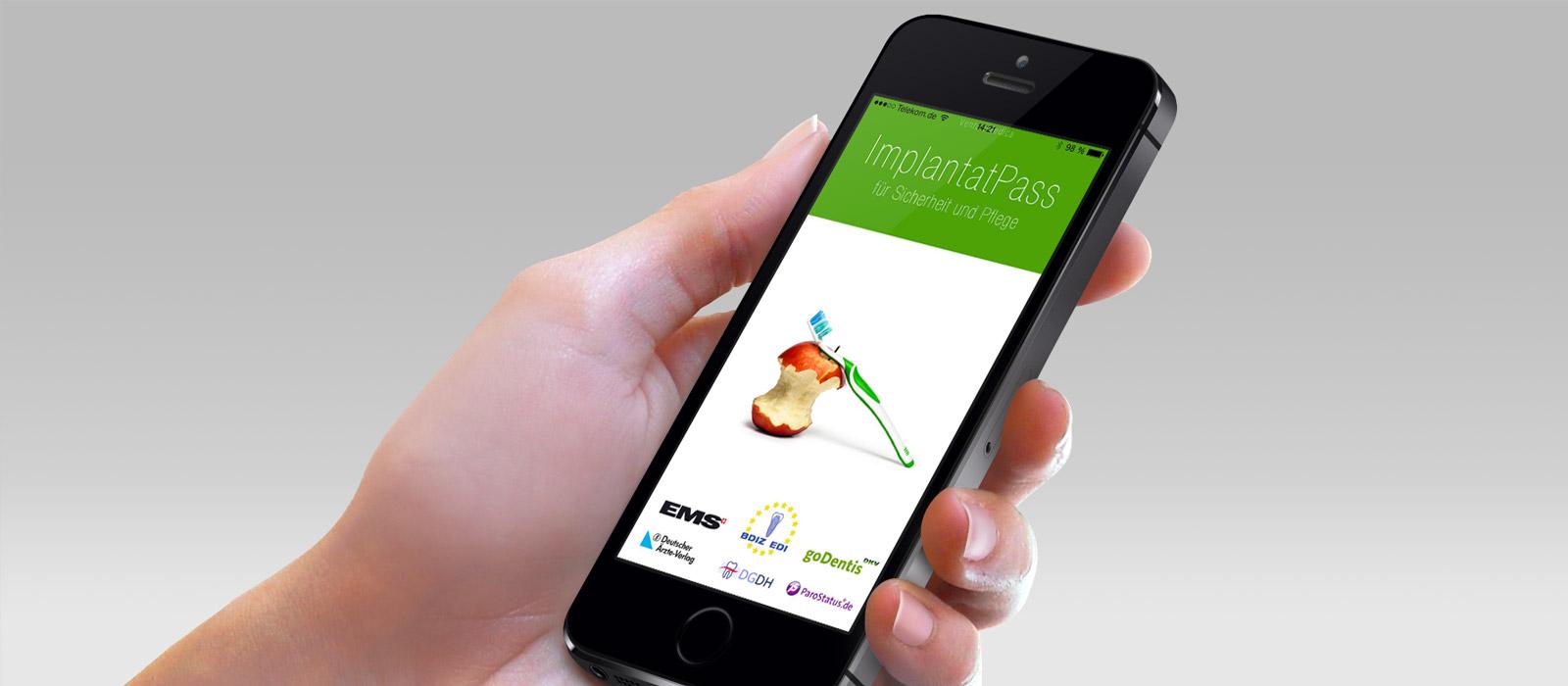implantatpass-app